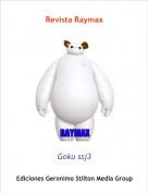Goku ssj3 - Revista Raymax
