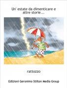 rattozzo - Un' estate da dimenticare e altre storie...