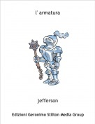 jefferson - l' armatura