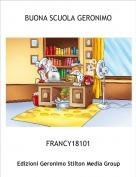 FRANCY18101 - BUONA SCUOLA GERONIMO