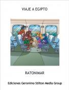 RATONIMAR - VIAJE A EGIPTO