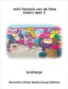 loreliesje - mini fantasia van de thea sisters deel 2