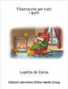 Lupetta de Zanna - Filastrocche per tutti i gusti