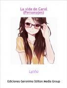 Lynha - La vida de Carol (Personajes)