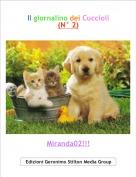 Miranda02!!! - Il giornalino dei Cuccioli(N° 2)