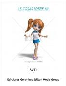 RUTI - 18 COSAS SOBRE MI