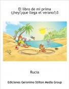 Rucia - El libro de mi prima(¡hey!¡que llega el verano!)3