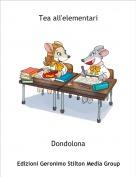 Dondolona - Tea all'elementari