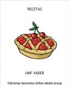 UMF VADER - RECETAS