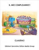 CLAUDIA3 - IL MIO COMPLEANNO!!