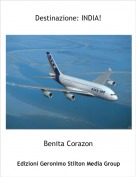Benita Corazon - Destinazione: INDIA!