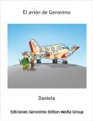 Daniela - El avión de Geronimo
