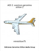 ministilton75 - AGS 2: aventura geronimo stilton 2