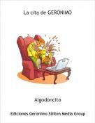 Algodoncito - La cita de GERONIMO