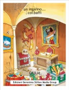 GIULIA - un inganno...coi baffi