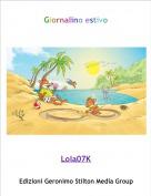 Lola07K - Giornalino estivo