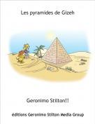 Geronimo Stilton!! - Les pyramides de Gizeh