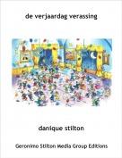 danique stilton - de verjaardag verassing