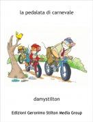 damystilton - la pedalata di carnevale