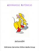 deliamd04 - ADIVINANZAS  RATÓNICAS