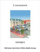 ratologico - 2 convocatoria