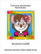 Ratobailarina2008 - Concurso personajes Ratinatalia