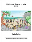 HadaRatita - El Club de Tea se va a la playa