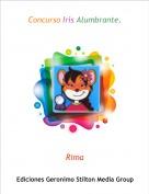 Rima - Concurso Iris Alumbrante.