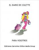 PARA VOSOTROS - EL DIARIO DE COLETTE