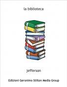 jefferson - la biblioteca