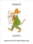 toponetta - RINGRAZIO