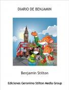 Benjamin Stilton - DIARIO DE BENJAMIN