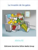 Alichu10 - La invasión de los gatos