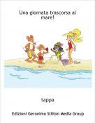 tappa - Una giornata trascorsa al mare!
