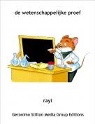 rayi - de wetenschappelijke proef