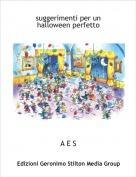A E S - suggerimenti per un halloween perfetto