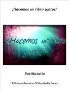RatiNatalia - ¿Hacemos un libro juntos?