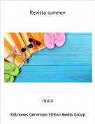 nuca - Revista summer
