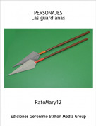RatoMary12 - PERSONAJESLas guardianas