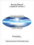 Princesita . - Revista Ratonil ( especial verano )