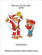 larafontina - Revista Fin De Año2018