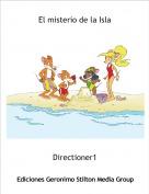 Directioner1 - El misterio de la Isla