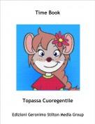 Topassa Cuoregentile - Time Book