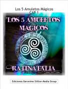 RatiNatalia - Los 5 Amuletos MágicosCAP 1