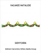 GIOVY2006 - VACANZE NATALIZIE