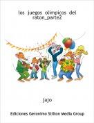 jajo - los  juegos  olimpicos  del  raton_parte2