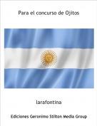 larafontina - Para el concurso de Ojitos