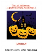 "Puffetta39 - Test di HalloweenTi piace davvero Halloween ? """