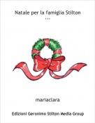 mariaclara - Natale per la famiglia Stilton ...