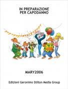 MARY2006 - IN PREPARAZIONEPER CAPODANNO